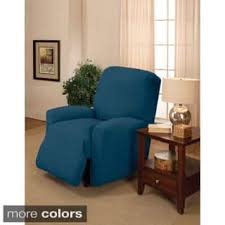2 Piece Wing Chair Slipcover Recliner Covers U0026 Wing Chair Slipcovers Shop The Best Deals For