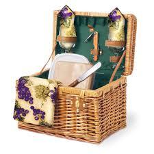 picnic gift basket picnic basket 8 budget friendly wedding presents