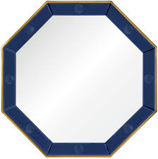 Target Wall Mirrors by Delightful Decoration Blue Wall Mirror Excellent Ideas Round