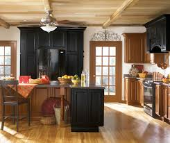 kitchen accent furniture awesome kitchen accent cabinet alder kitchen cabinets with black