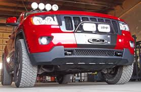 2011 jeep grand laredo accessories grand winch mount jeep