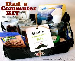 dad u0027s commuter kit echoes of laughter