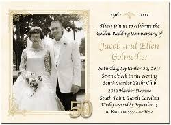 50th wedding invitations 50th wedding anniversary invitations the wedding specialiststhe