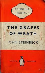 book reviews u0027the grapes of wrath u0027 u0026 u0027animal farm u0027 the