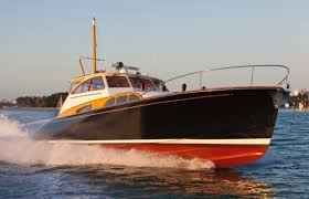 zurn yacht design designs 57 footer for billy joel trade only today grammy award winning musician billy joel consulted with zurn yacht design on creating a 57 foot commuter style yacht for use on long island sound in new