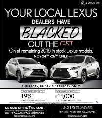 lexus is for sale calgary black friday lexus of calgary