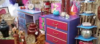 new crazy town fun painted furniture and home decor