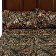 Orange Camo Bed Set Camo Bed Sets For Mainstays Microfiber Sheet Set
