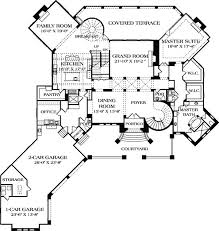 Spanish Colonial Architecture Floor Plans Best 25 Tuscan House Plans Ideas Only On Pinterest