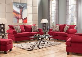Rooms To Go Sofa by Shop For A Brookhaven Crimson 5 Pc Living Room At Rooms To Go