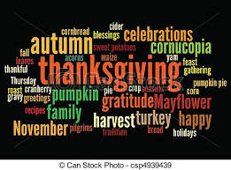 eps vectors of happy thanksgiving thanksgiving background with