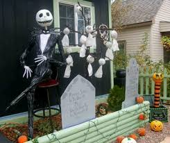 Christmas Outdoor Decorations Martha Stewart by Fun Kid Friendly Diy Halloween Decorations Yard One Day For