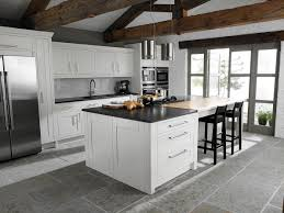 Modern Shaker Style Kitchen Cabinets Interesting Brockhurststudcom - Shaker style kitchen cabinet