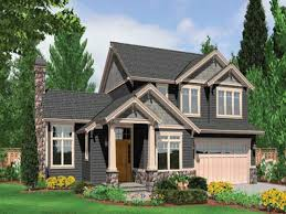 house modern craftsman style house plans