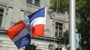 Domenican Flag Dominican Republic Flag Raising Starts Week Long Paterson