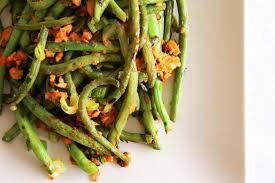 cuisiner les haricots verts haricots verts sautés au tempeh healthy