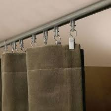 best 25 ceiling curtain track ideas on pinterest curtain track