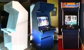 build your own arcade cabinet diy arcade cabinet kit uk www cintronbeveragegroup com