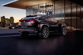lexus nx zwart lexus onthult ux concept autonieuws autoweek nl