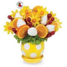 s day fruit bouquet mixed toppings apple garden crisp and fresh smith apple