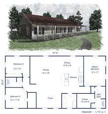 Majestic Looking 4 Open Floor Plan House Kits Log Home Plans Homeca House Floor Plan Kits