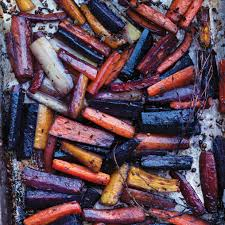 Roast Vegetable Recipe by Honey Roasted Carrots With Tahini Yogurt Recipe Epicurious Com