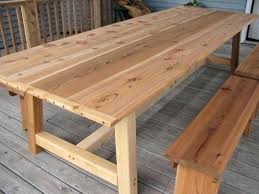 outdoor dining table plans patio table plans outdoor dining table plans photo cedar patio table