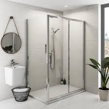 Shower Enclosure Bathroom Suites Mode Ellis Storm Bathroom Suite With Shower Enclosure 1200 X 800