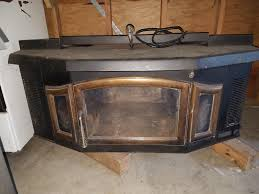 used fireplace inserts interior design