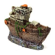 get cheap fish tank pirate ship aliexpress alibaba