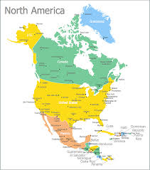 Map Of Usa Capitals by Geo Map U2014 United States Of America Map North America Map With