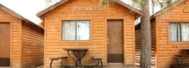 small cabin mystery mountain resort