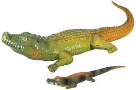 amazon com toysmith 8603 ginormous grow crocodile 32 inches