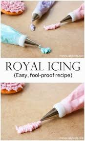everything you ever wanted to know about royal icing how to make