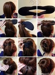 hair bun maker instructiins the 25 best acessorio para fazer coque ideas on pinterest coque