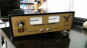 national tattoo power supply in mountville letgo