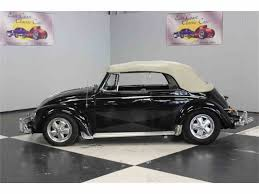 punch buggy car convertible 1969 volkswagen beetle for sale on classiccars com
