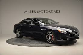 maserati 2017 quattroporte 2017 maserati quattroporte s q4 gransport stock m1774 for sale