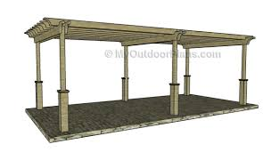 51 diy pergola plans u0026 ideas you can build in your garden free