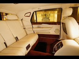 2005 bentley arnage limousine in again made the by mulliner this