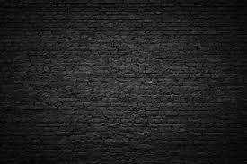 dark wall black brick wall dark background for design buy this stock