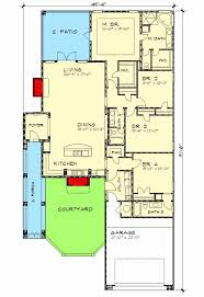 house plans narrow lot 4 bedroom house plans narrow lots awesome architectural designs