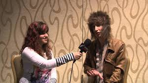 lexus amanda samie nickasaur interview with rock forever magazine youtube