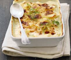 cuisine gratin dauphinois recette gratin dauphinois au fenouil