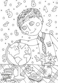 Peter Boy In September Coloring Page Free Printable Coloring Pages Coloring Pages For September