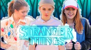 diy stranger things inspired costumes easy last minute halloween