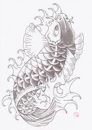 oriental tattoo traditional koi fish tattoomagz