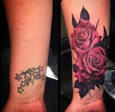 tattoo cover up on black skin 40 wrist cover up tattoos