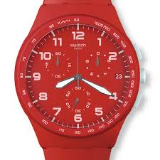 red swatch swatch new chrono plastic watches watch review