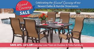 patio furniture round rock texas round designs
